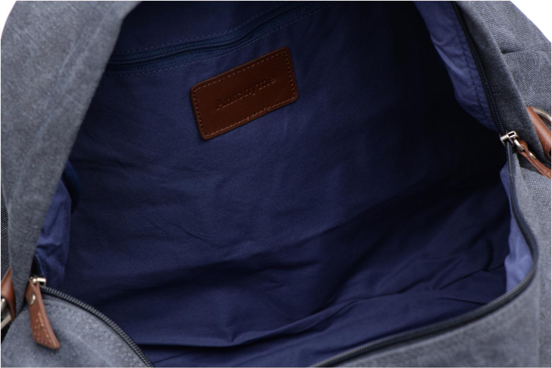 Bagage Antonyme by Nat & Nin Dries Blauw achterkant