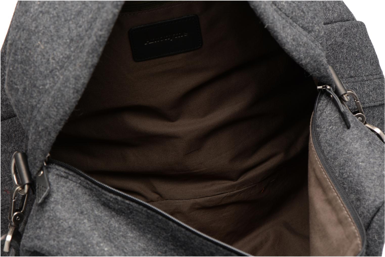 Reisegepäck Antonyme by Nat & Nin Dries grau ansicht von hinten