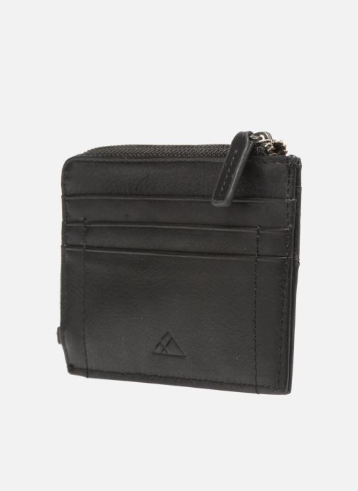 Wallets & cases Antonyme by Nat & Nin Lino Black view from the right
