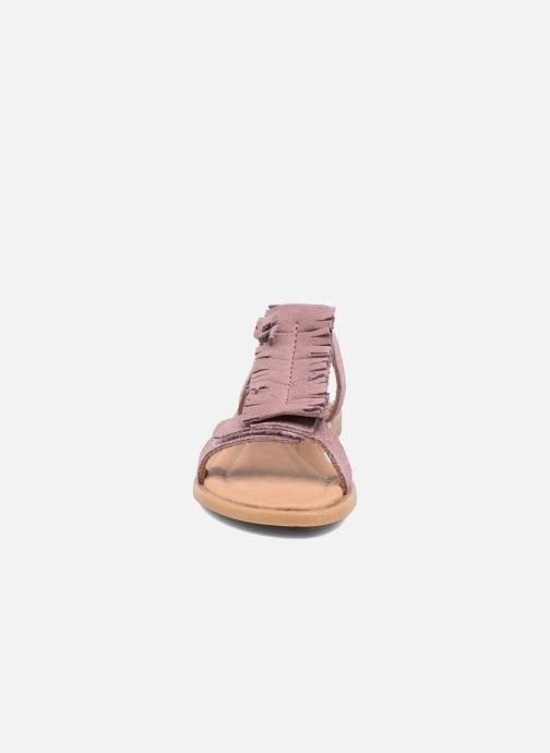 Sandals Bisgaard Jona Pink model view