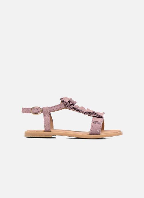Sandals Bisgaard Jona Pink back view