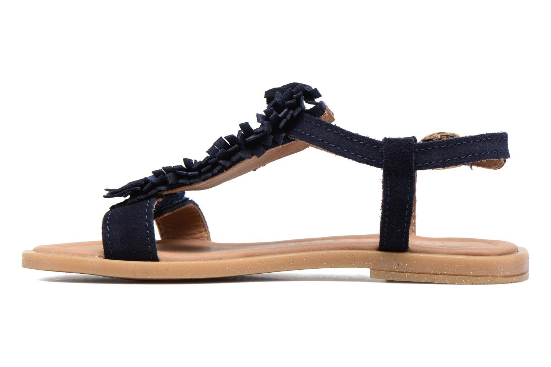 Sandali e scarpe aperte Bisgaard Jona Azzurro immagine frontale