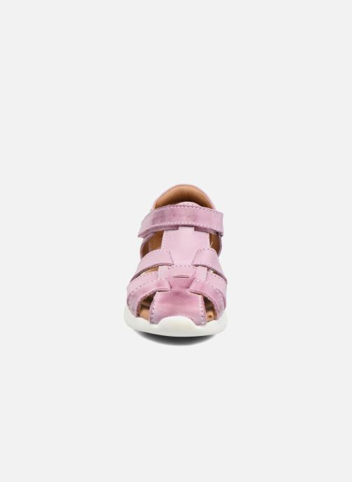 Sandalen Bisgaard Kaj rosa schuhe getragen