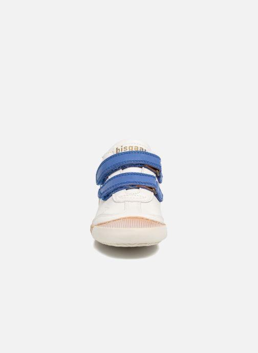 Baskets Bisgaard Keld Blanc vue portées chaussures