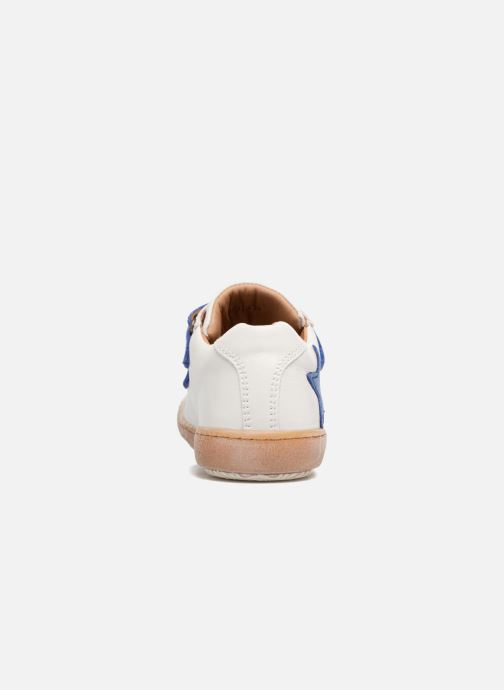 Baskets Bisgaard Keld Blanc vue droite