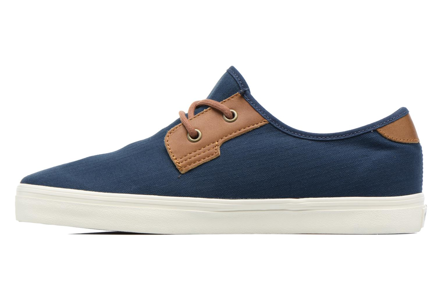 Baskets Vans Michoacan SF Bleu vue face