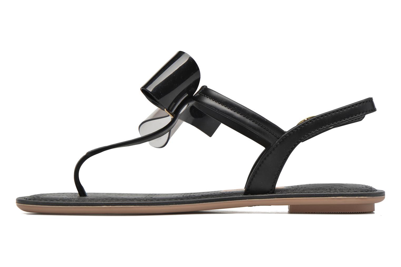 Sandals Grendha Sense sandal fem Brown front view