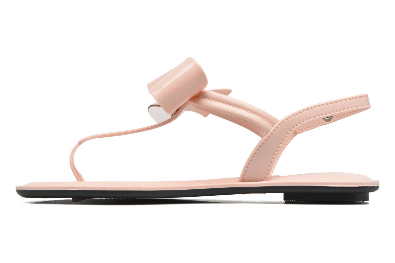 Sandalen Grendha Sense sandal fem Roze voorkant