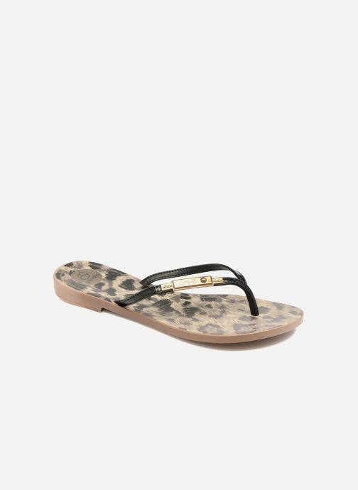 ... Chaussure femme · Grendha femme  Paixao Thong. Tongs Grendha Paixao  Thong Noir vue détail paire fd394cab2449