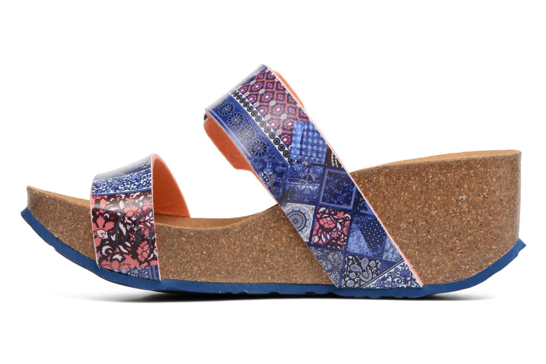 Sandales et nu-pieds Desigual SHOES_BIO 8 Multicolore vue face