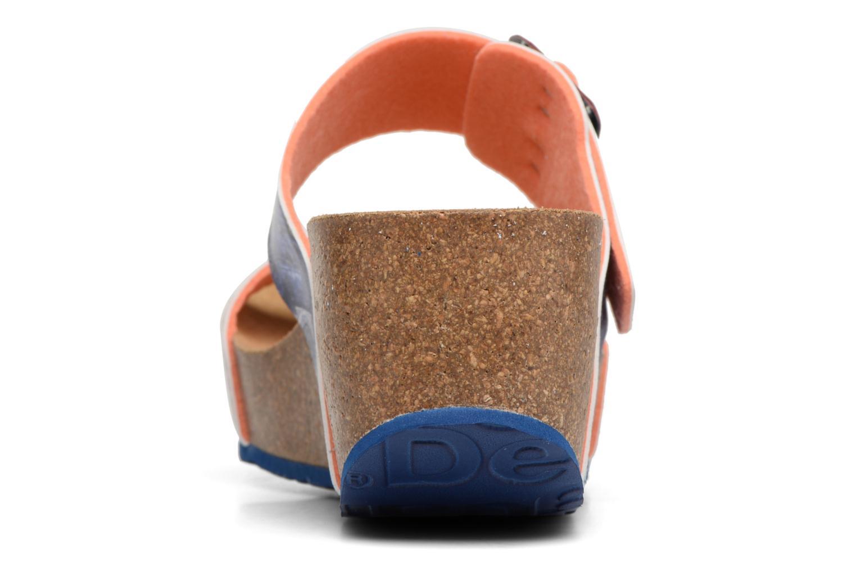 Sandales et nu-pieds Desigual SHOES_BIO 8 Multicolore vue droite