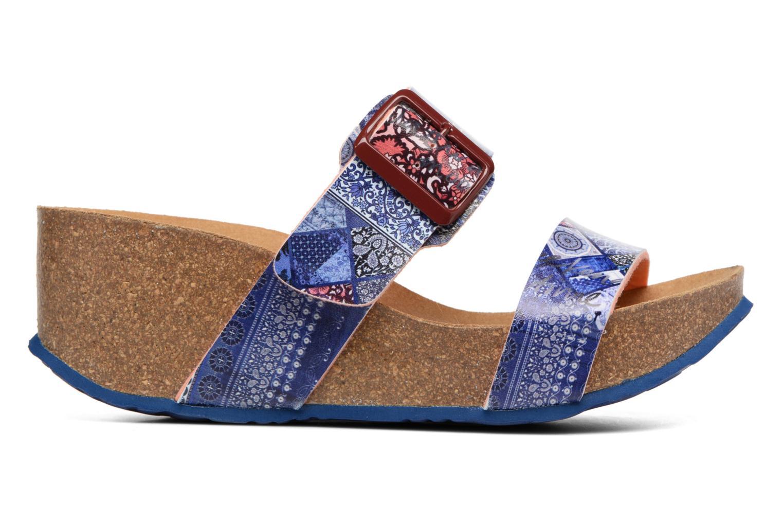 Sandales et nu-pieds Desigual SHOES_BIO 8 Multicolore vue derrière