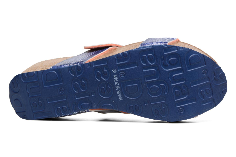 Sandales et nu-pieds Desigual SHOES_BIO 8 Multicolore vue haut