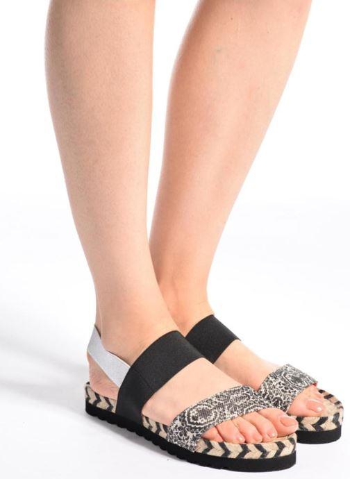 Sandalen Desigual SHOES_FORMENTERA Zwart onder