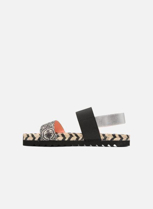 Sandalen Desigual SHOES_FORMENTERA Zwart voorkant