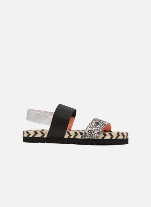 Sandales et nu-pieds Desigual SHOES_FORMENTERA Noir vue derrière