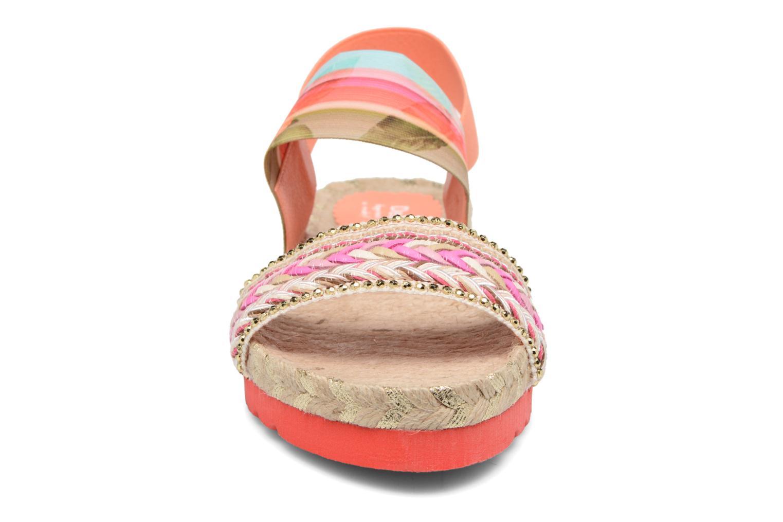 Sandals Desigual SHOES_FORMENTERA Multicolor model view