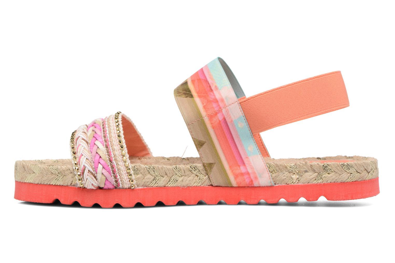 Sandals Desigual SHOES_FORMENTERA Multicolor front view