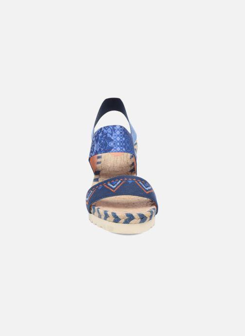 Sandals Desigual SHOES_IBIZA Multicolor model view