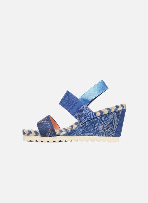 Sandals Desigual SHOES_IBIZA Multicolor front view