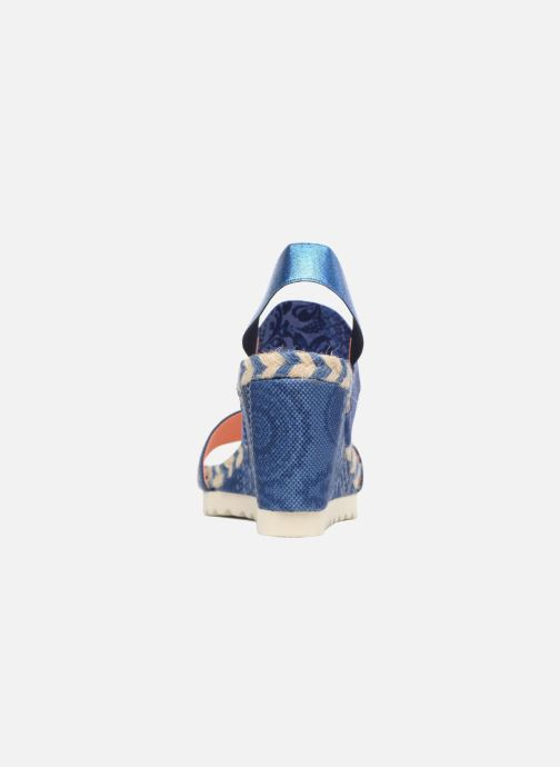 Sandalen Desigual SHOES_IBIZA Multicolor rechts