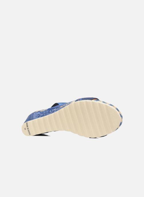 Sandalen Desigual SHOES_IBIZA Multicolor boven