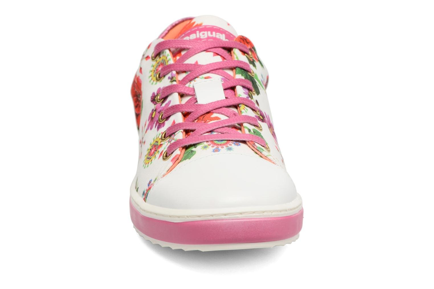 Trainers Desigual SHOES_SUPPER HAPPY Multicolor model view