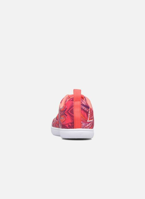 Trainers Desigual SHOES_CAMDEN Pink view from the right