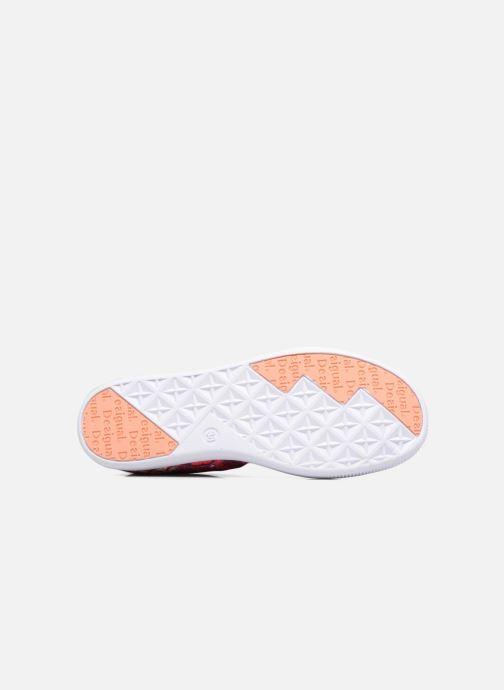 Sneakers Desigual SHOES_CAMDEN Rosa immagine dall'alto