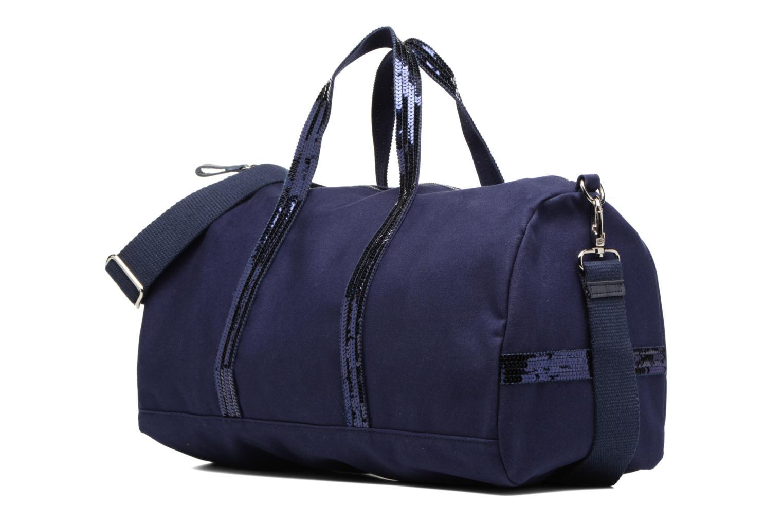 Sporttassen Vanessa Bruno Gym bag paillettes Blauw model