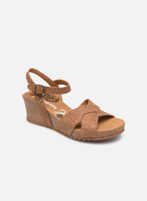 Panama Jack Vika (marron) - Sandales et nu-pieds chez