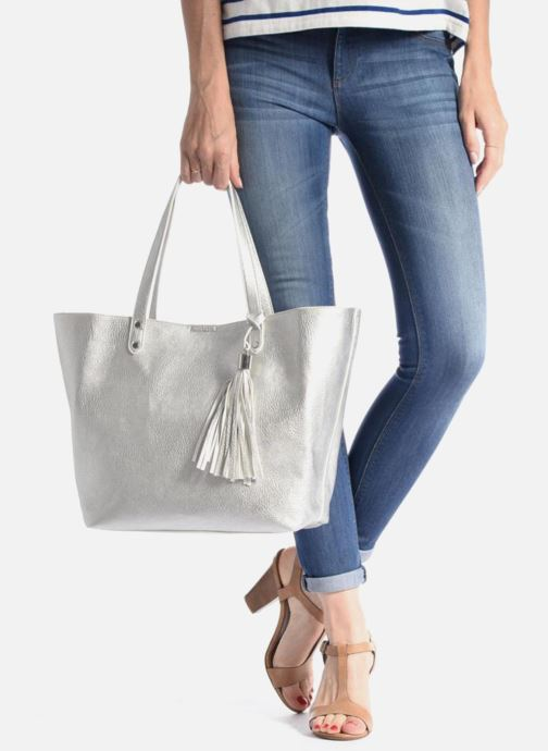 Håndtasker Georgia Rose LADY Cabas Sølv se forneden
