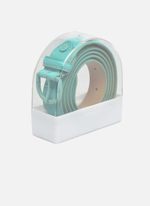 Belts Lacoste L1212 Ceinture 25mm Green view from the right