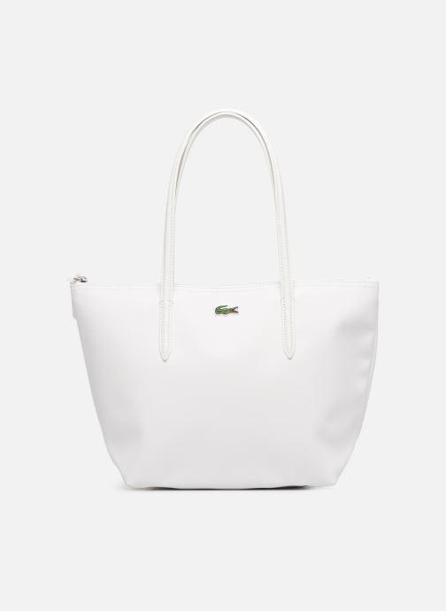 Sacs à main Lacoste S SHOPPING BAG Blanc vue détail/paire