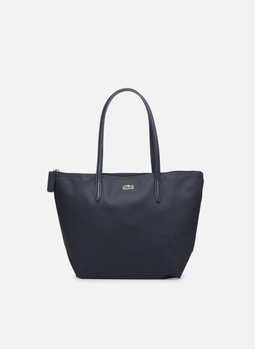 Handtaschen Lacoste L.12.12 Concept S Shopping Bag blau detaillierte ansicht/modell