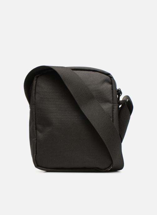 Bolsos de hombre Lacoste Neocroc Vertical Camera Bag Negro vista de frente