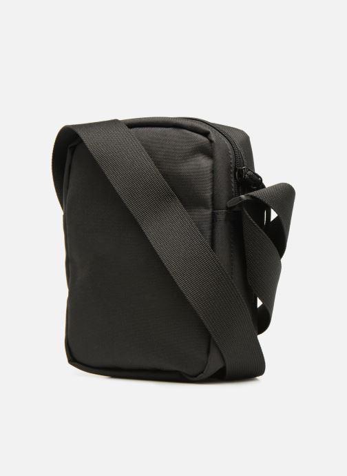Herentassen Lacoste Neocroc Vertical Camera Bag Zwart rechts