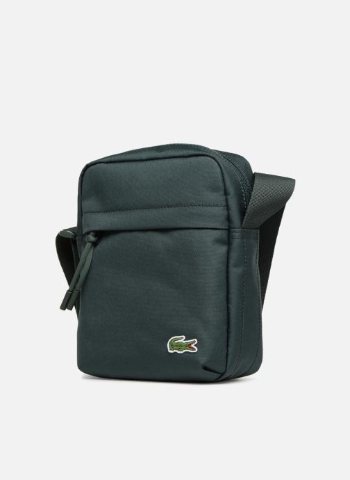 68aa5145f4cc4 Lacoste Neocroc Vertical Camera Bag (Green) - Men s bags chez ...