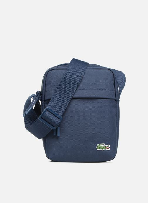 Bolsos de hombre Lacoste Neocroc Vertical Camera Bag Azul vista de detalle / par