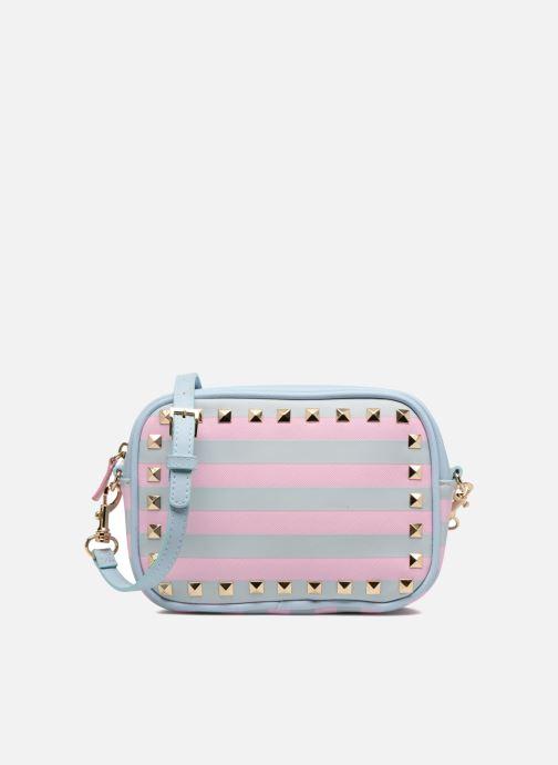 Håndtasker L'Aetelier Caesars SALLY Crossbody Blå detaljeret billede af skoene