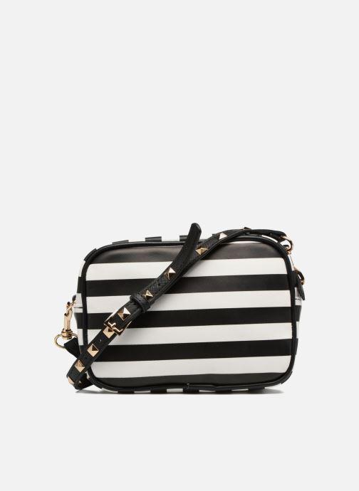 Handbags L'Aetelier Caesars SALLY Crossbody Black front view