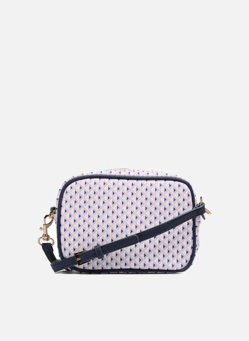 Handbags L'Aetelier Caesars SALLY Crossbody Blue front view