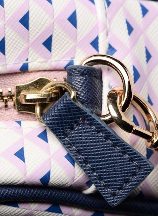 Handtaschen L'Aetelier Caesars SALLY Crossbody blau ansicht von links
