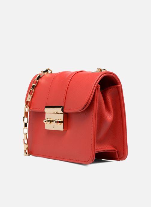Handtassen L'Aetelier Caesars ANDY Shoulder bag S Rood model