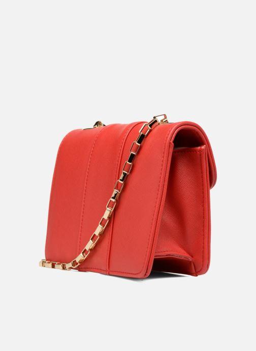 Handtassen L'Aetelier Caesars ANDY Shoulder bag S Rood rechts