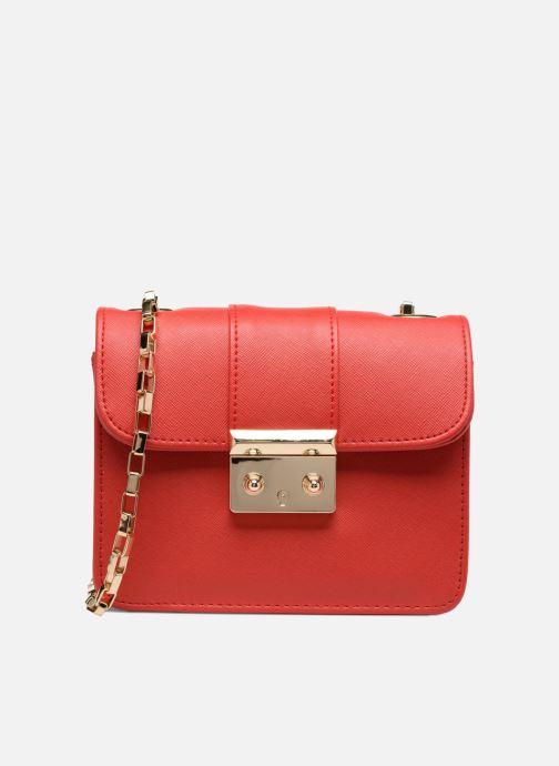 Handtassen L'Aetelier Caesars ANDY Shoulder bag S Rood detail