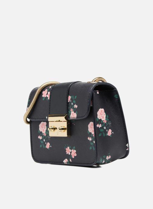 Handbags L'Aetelier Caesars ANDY Shoulder bag S Black model view