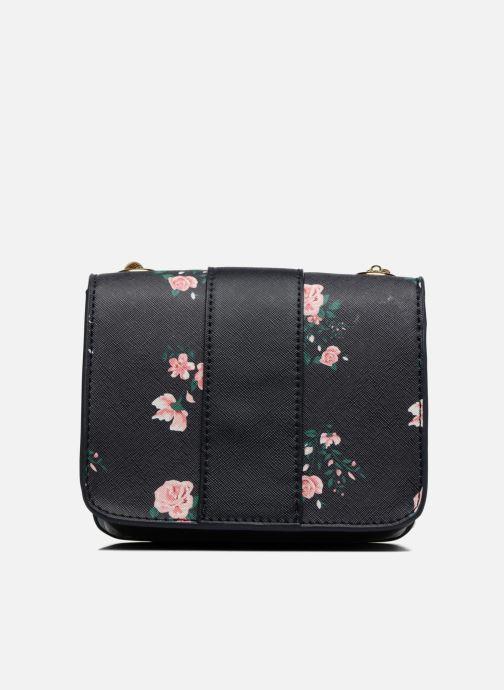 Handbags L'Aetelier Caesars ANDY Shoulder bag S Black front view
