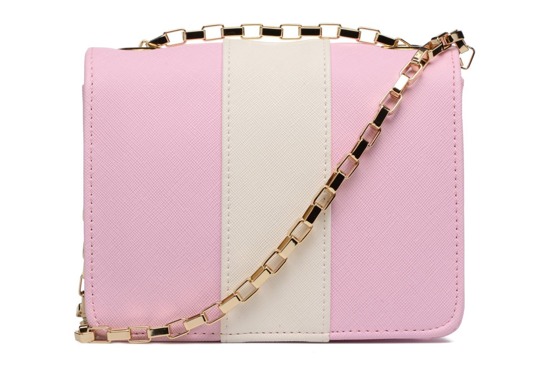 Handbags L'Aetelier Caesars ANDY Shoulder bag S Blue front view