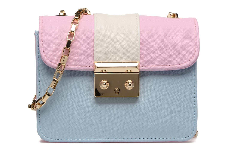 Handbags L'Aetelier Caesars ANDY Shoulder bag S Blue detailed view/ Pair view